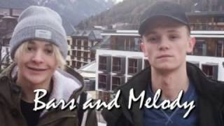 Bars and Melody - Shape of you - lyrics