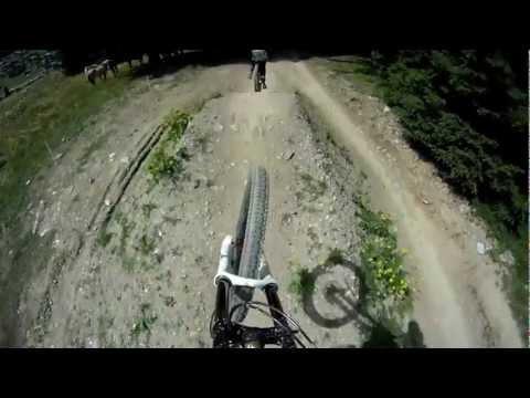 4 Cross (DH) - Les Gets Bikepark