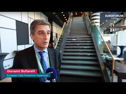 European Data Protection Days 2017 - Interview with Giovanni Buttarelli ( EDPS)
