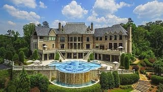 got 25 million? you can buy tyler perrys mansion