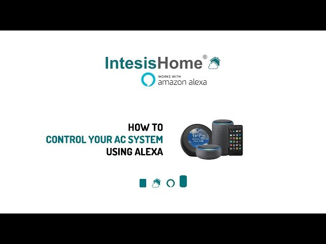 IntesisHome | Control your AC system using Alexa