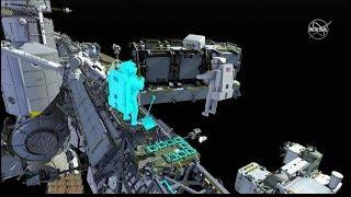 Briefing: Power Upgrade: Hague & Koch - U.S. EVA 53