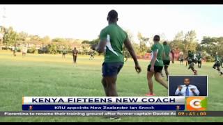 KRU appoints New Zealander Ian Snook coach for Kenya 15s