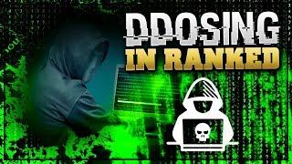 DDoSing in Ranked