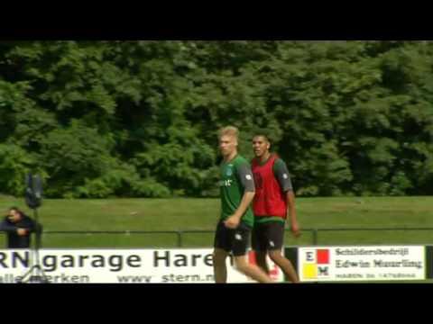 Oefenwinst FC Groningen in Zweden tegen Djurgardens IF