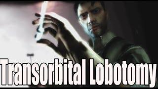 Bioshock Infinite Burial At Sea Episode 2 Transorbital Lobotomy Scene