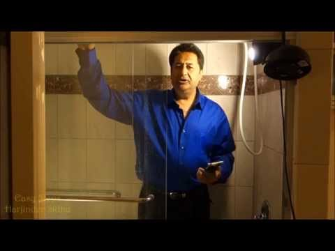 SOLVED - How to Clean Glass Shower Doors | Remove Hard Water Stains | Remove Calcium Build Up