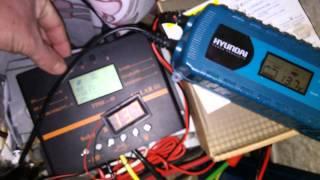 Обзор автоматики для зарядного устройства. смотреть