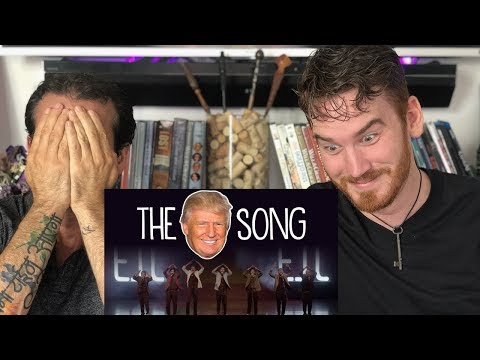 EIC: THE DONALD TRUMP SONG | REACTION!