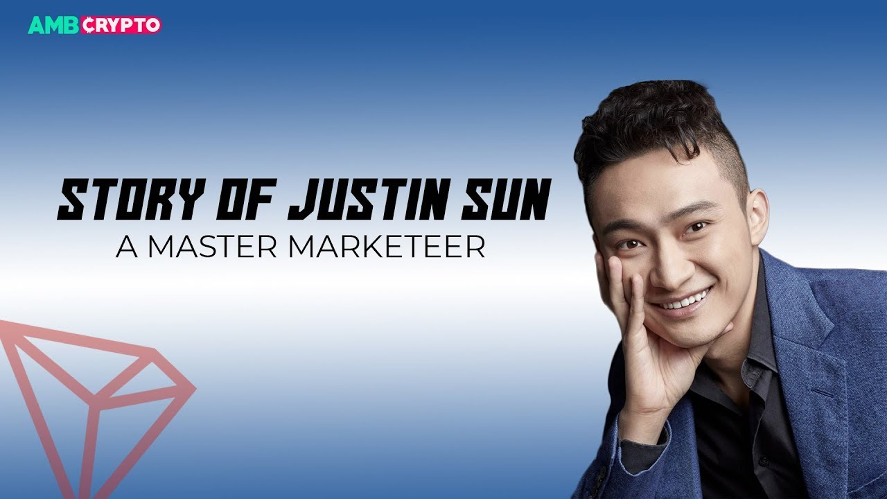 Story of Justin Sun: A Master Marketeer