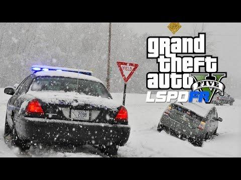 GTA 5 - LSPDFR #4 - Carabinieri a North Yankton!