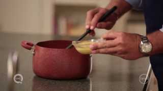 How To Make David Venable's Cheddar & Ale Cheese Sauce