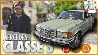 🚗 CLASSE S・UNE VOITURE DE PATRON POUR 2000 € ?