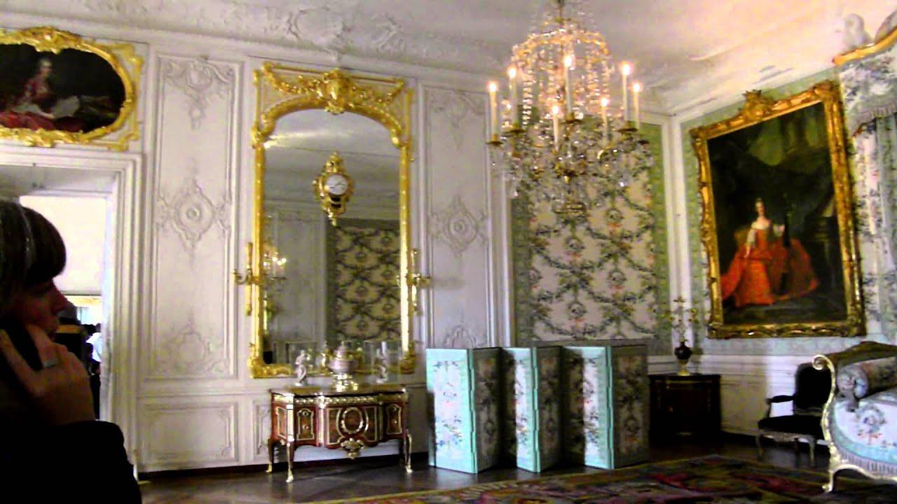 Le Chambre de madame Victoire dans le Chateau de Versailles. - YouTube