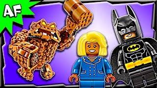 Lego Batman Movie CLAYFACE Splat Attack 70904 Speed Build