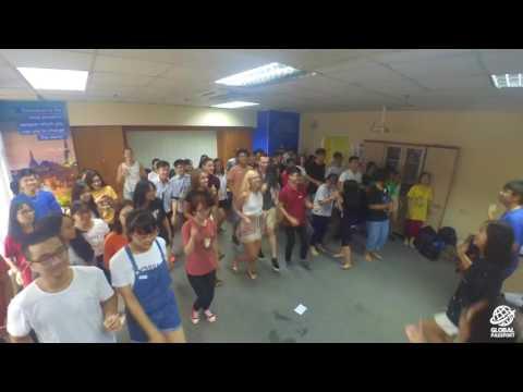 AIESEC FTU Hanoi - Global Passport 2016, Induction Day