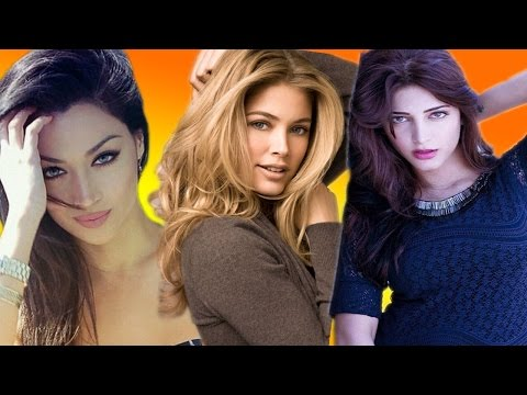 PERSIAN Vs ARAB Vs EUROPEAN Vs INDIAN BEAUTY 2016