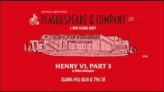 Henry VI, Part 3 by William Shakespeare - Oct 23, 2021