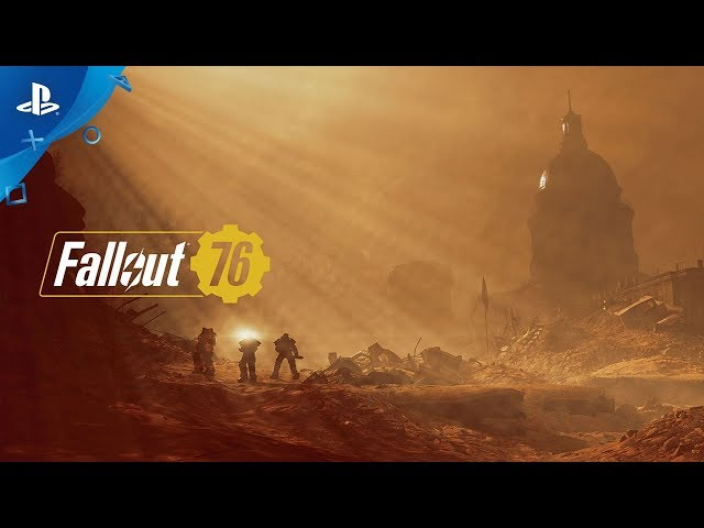 Fallout 76 - The Power of the Atom! Intro to Nukes Gameplay Video | PS4