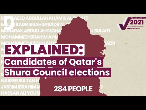 Shura Council Elections: What you need to know about the candidates