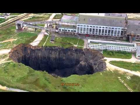 Sinkholes The Groundbreaking Truth