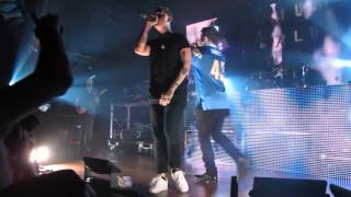 "Hoodie Allen - ""Surprise Party/Champagne and Pools"" (with Blackbear and Kyle) - San Diego"