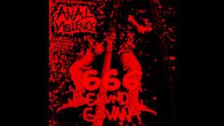 ANAL VIOLENCE - 666 Sekundi Govana