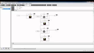 Видео CoDeSys ПЛК Овен язык программирования CFC Часть № 3