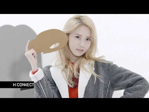 H:CONNECT 2015 F/W Collection with Yoona from Girls' Generation