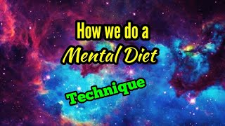 Our daily Mental Diet routines feat Alexis | Technique