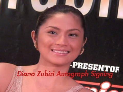 Diana Zubiri Autograph Signing 2008
