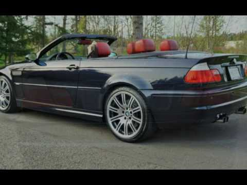 2006 bmw m3 convertible red interior 94k super clean for sale in milwaukie or youtube. Black Bedroom Furniture Sets. Home Design Ideas