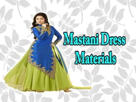 3296d03a57 Latest Fashion Mastani Collection Designer Suits / Mastani Dress Materials  Collection