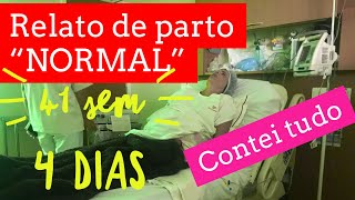 Baixar Relato de parto - 41 semanas e 4 dias - Mari Garcia