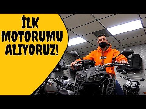 İLK MOTORUMU ALIYORUM!!    Amerika'da MOTOR FİYATLARI
