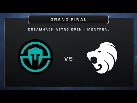 Immortals vs North - Cobblestone - Grand-final - DreamHack ASTRO Open Montreal 2017