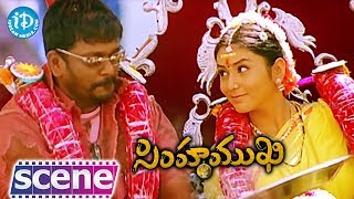 Repeat youtube video Namitha First Night Scene - Simhamukhi Movie || Romance Of The Day #282
