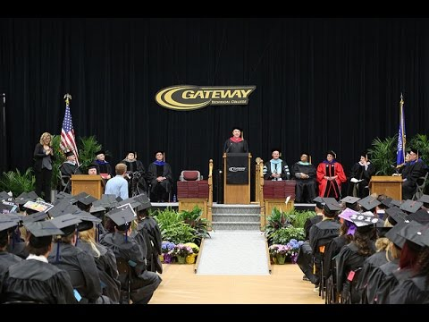 Gateway Technical College 2016 Commencement Ceremony