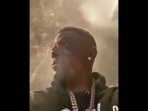 """Boosie paying $554 to smack someone for """"Period"""" music video ft. DaBaby"""