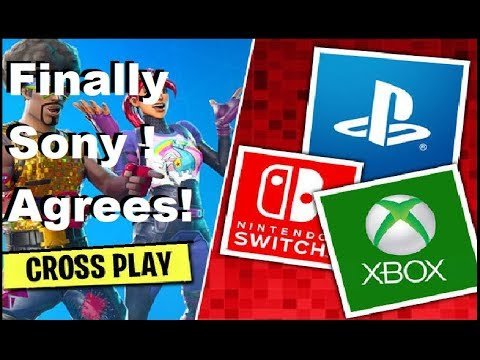 how to play fortnite cross platform ps4 pc