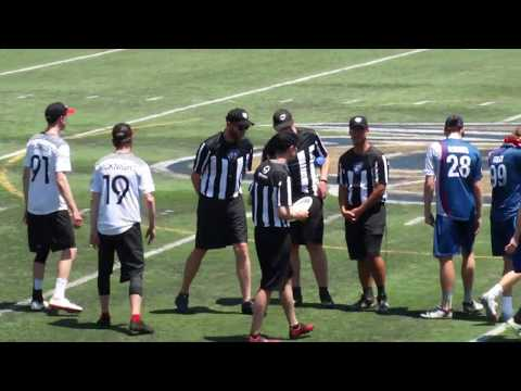 Full Game: Toronto Rush at DC Breeze — Week 11