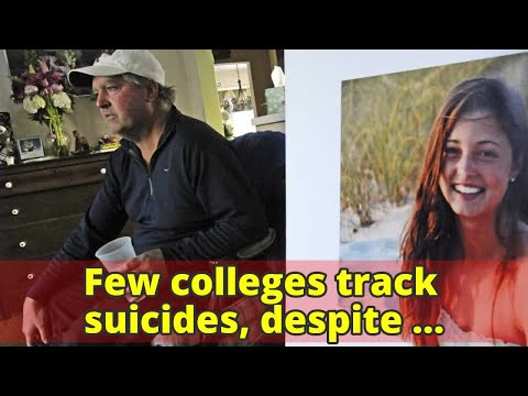 Few colleges track suicides, despite prevention investments