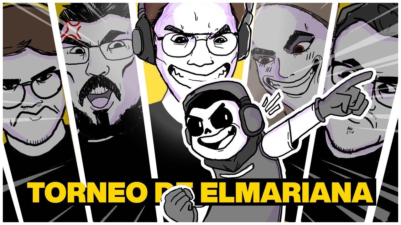 Félix VS. El Mundo (Torneo de ElMariana y Juansguarnizo)