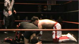 Repeat youtube video 4   RICW Beyond Redemption 2012 Chaz Marinelli vs Jt ICE universal