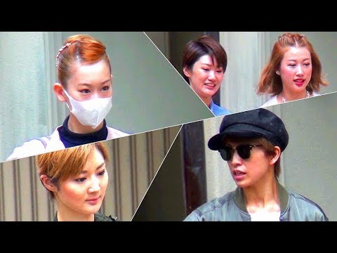 6月15日観劇前にチョット撮影💎宝塚歌劇2018