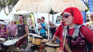 Festival du Bout du Monde 2017 Fanfare Pattes à Caisse