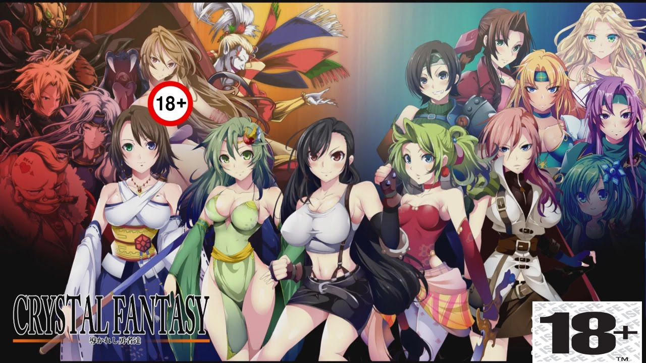 crystal fantasy hentai game