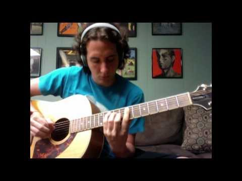 Daft Punk - Veridis Quo (with TABS) - Fingerstyle Cover - Ray McGale (Discovery Cover 11/14)