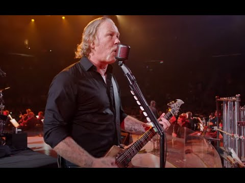 "Metallica release live video of ""Moth Into Flame"" off their ""S&M2"" live DVD"