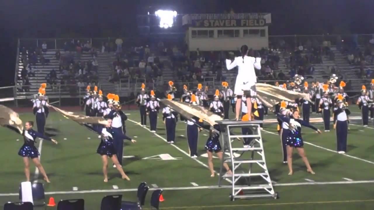 Naples High School Halftime Show 2012 - YouTube